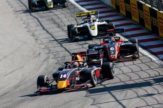 Юки Цунода, Jenzer Motorsport, и Рихард Версхор, MP Motorsport