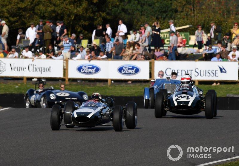 Tribute to Cooper Car Company Jackie Stewart
