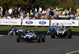 Tribute to Cooper Car Company Jackie Stewart
