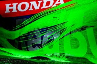 Parafina en el Toro Rosso STR14