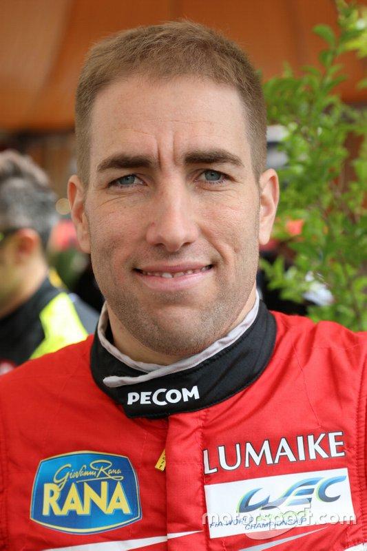 Matteo Cressoni, Clearwater Racing