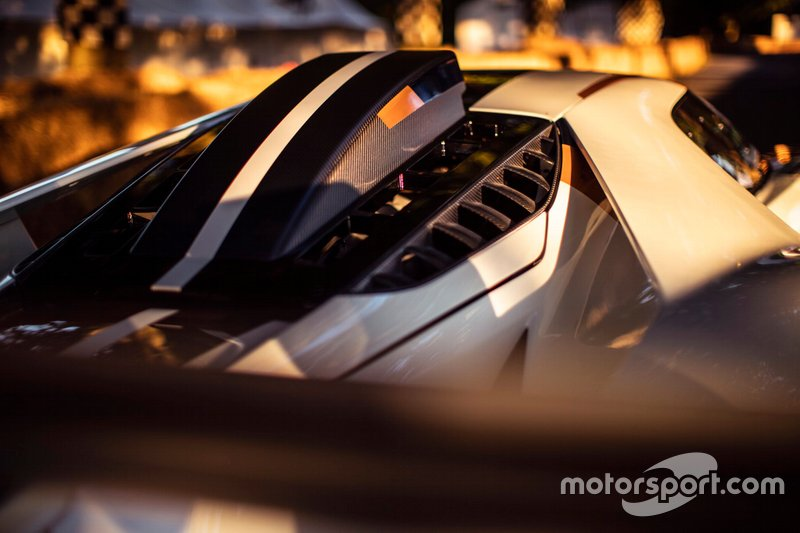 Ford GT Mk II detail
