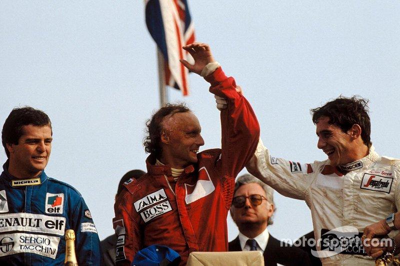 Niki Lauda, 25 zafer