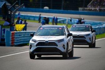 Toyota Rav4 Grand Marshal vehicles