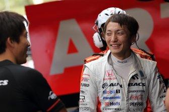 #8 Autobacs Racing Team Aguri Honda NSX-GT: Tomoki Nojiri