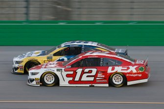 Ryan Blaney, Team Penske, Ford Mustang DEX Imaging
