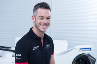 Andre Lotterer, Porsche Formel-E-Team