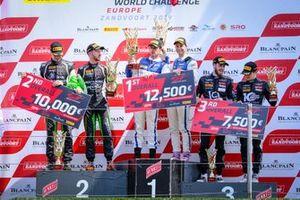 Podium: 1. #25 Sainteloc Racing Audi R8 LMS GT3: Simon Gachet, Christopher Haase, 2. #63 GRT Grasser Racing Team Lamborghini Huracan GT3 Evo: Christian Engelhart, Mirko Bortolotti, 3. #1 Belgian Audi Club Team WRT Audi R8 LMS GT3: Ezequiel Perez Companc, Dries Vanthoor