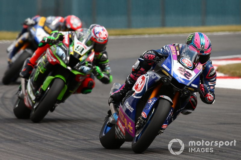 Alex Lowers, Leon Haslam, Kawasaki Racing Team