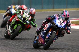 Alex Lowers, Leon Haslam, Kawasaki Racing Team