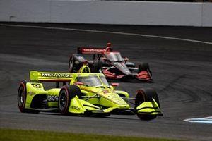 Simon Pagenaud, Team Penske Chevrolet, Will Power, Team Penske Chevrolet