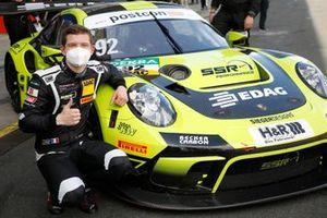 #92 SSR Performance Porsche 911 GT3 R: Mathieu Jaminet