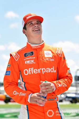 Harrison Burton, Joe Gibbs Racing, Toyota Supra Offerpad Awesome Different