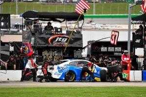 Ryan Preece, JTG Daugherty Racing, Chevrolet Camaro Kroger/Scott Brand
