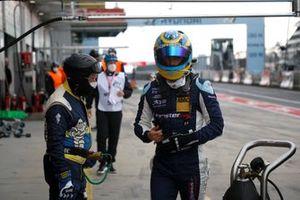 #23 Huber Motorsport Porsche 911 GT3 R: Nico Menzel
