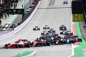Olli Caldwell, Prema Racing, Clement Novalak, Trident, Jack Doohan, Trident,