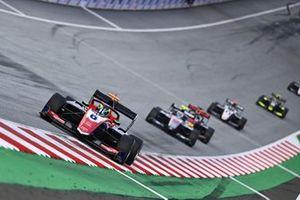 David Schumacher, Trident, Roman Stanek, Hitech Grand Prix