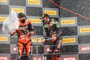 Scott Redding, Aruba.It Racing - Ducati, Jonathan Rea, Kawasaki Racing Team WorldSBK