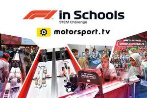 نهائي مشروع الفورمولا واحد في المدارس يبث عبر منصة موتورسبورت.تي في