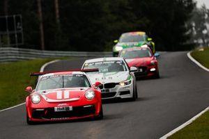 #90 Porsche 911 GT3 Cup: Hans Wehrmann, Ulrich Berg, Alexander Mies