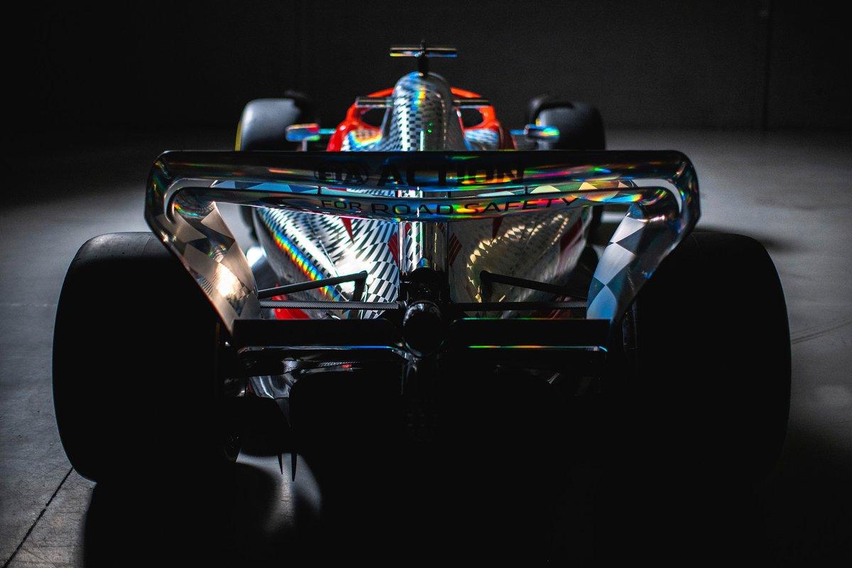 Концепт-макет болида Формулы 1 2022 года