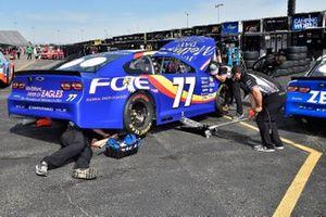 Justin Haley, Spire Motorsports, Chevrolet Camaro FOE Mother's Day