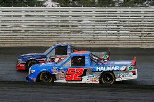 Stewart Friesen, Halmar Friesen Racing, Toyota Tundra Halmar International, Donny Schatz, Team DGR, Ford F-150 Little Giant Ford