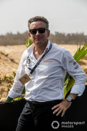 Alejandro Agag, CEO, Extreme E