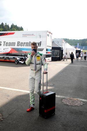 #63 GRT Grasser Racing Team Lamborghini Huracán GT3 Evo: Mirko Bortolotti
