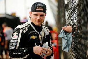 Conor Daly, Ed Carpenter Racing Chevrolet firmando autógrafos para los fans