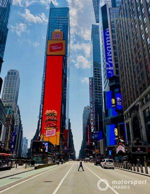 New York atmosphere