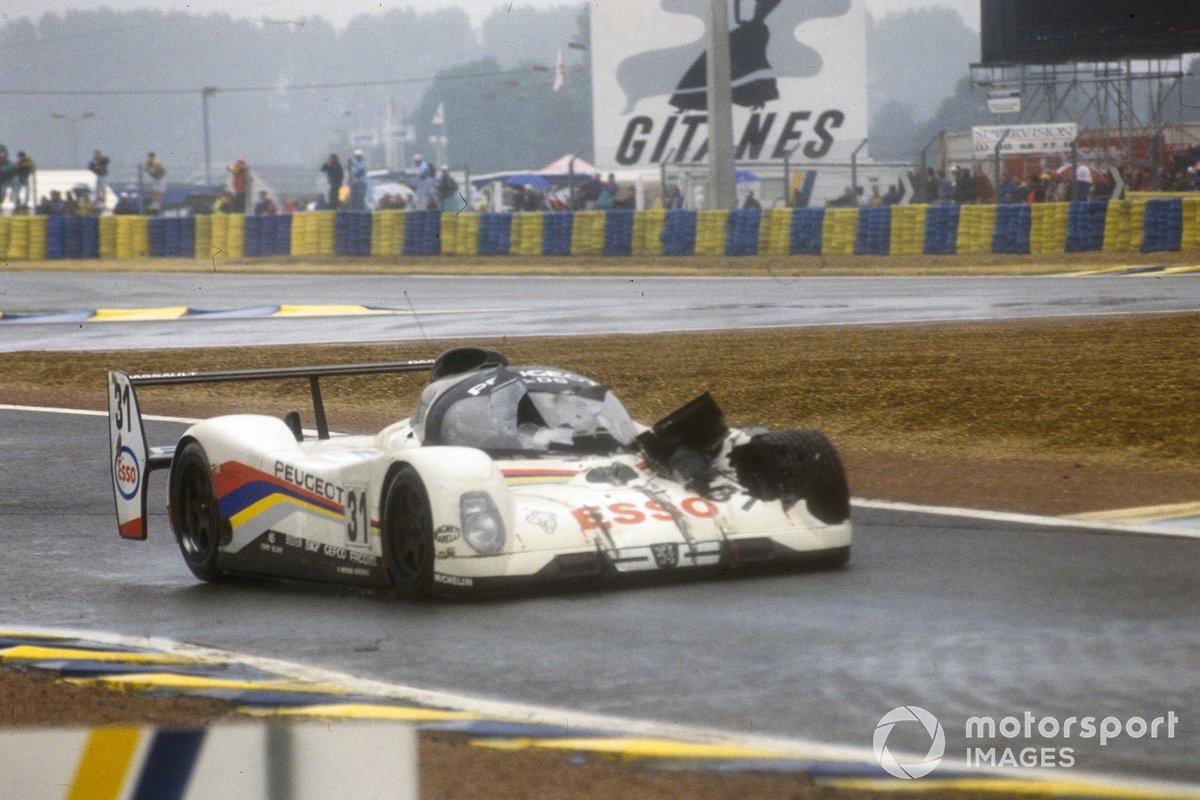 1992 - Peugeot Sport Talbot #31