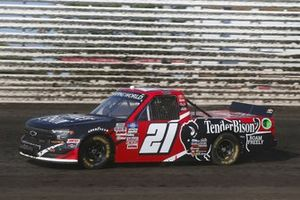 Zane Smith, GMS Racing, Chevrolet Silverado Tender Bison