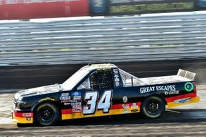 Jake Griffin, Reaume Brothers Racing, Toyota Tundra Griffin Knoxville