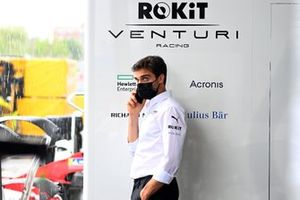 Jerome d'Ambrosio, team principal de Venturi Racing