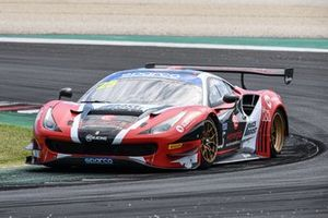 #25 RS Racing, Ferrari 488 GT3 Evo: Daniele Di Amato