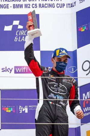 Podio: Alessandro Giardelli, Dinamic Motorsport