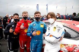#77 BMW Junior Team BMW M6 GT3: Daniel Harper, Max Hesse, Neil Verhagen, Augusto Farfus