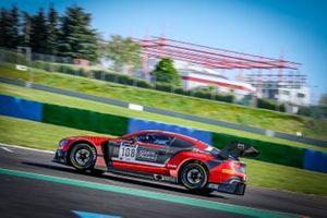 #108 CMR Bentley Continental GT3: Benjamin Lessennes, Stephane Richelmi