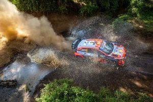 Dani Sordo, Borja Rozada, Hyundai Motorsport Hyundai i20 Coupe WRC