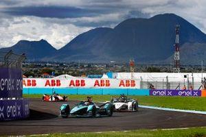 Mitch Evans, Jaguar Racing, Jaguar I-TYPE 5, Andre Lotterer, Tag Heuer Porsche, Porsche 99X Electric