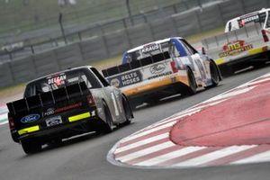 Derek Kraus, McAnally Hilgemann Racing, Toyota Tundra NAPA AutoCare, Hailie Deegan, Team DGR, Ford F-150 Monster Energy
