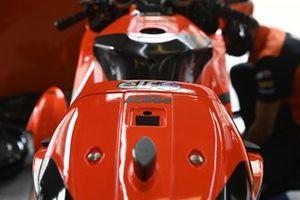 KTM Tech3 bike detail