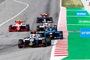 Amaury Cordeel, Campos Racing, Filip Ugran, Jenzer Motorsport, Arthur Leclerc, Prema Racing