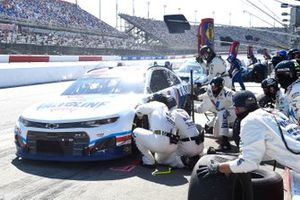 William Byron, Hendrick Motorsports, Chevrolet Camaro Valvoline Throwback
