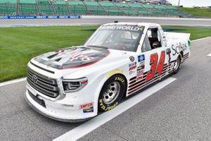 C.J. McLaughlin, Reaume Brothers Racing, Toyota Tundra