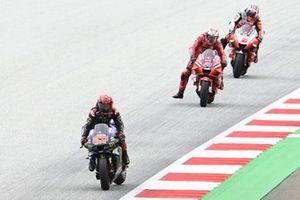 Fabio Quartararo, Yamaha Factory Racing, Jack Miller, Ducati Team, Johann Zarco, Pramac Racing