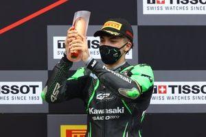 3. Alejandro Carrion, Kawasaki GP Project