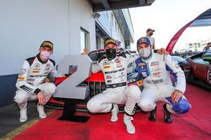 Felipe Fraga comemora pódio em Nurburgring
