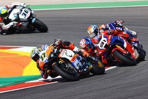 Axel Bassani, Motocorsa Racing, Leon Haslam, Team HRC